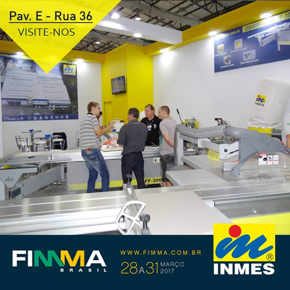Stand Inmes en FIMMA